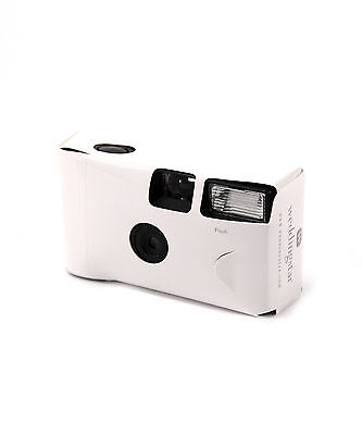 White Disposable Cameras 10 Pack