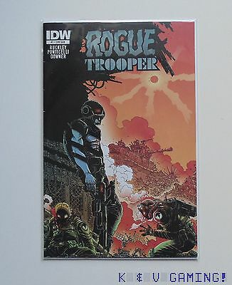 Rogue Trooper #1 by IDW VF/F