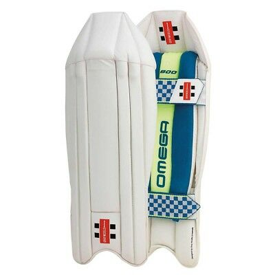 NEW Gray Nicolls Omega 800 Wicketkeeping Pads   from Rebel Sport