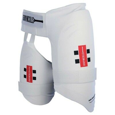 NEW Gray Nicolls Ultimate Combo Cricket Batting Thigh Pad Set   from Rebel Sport