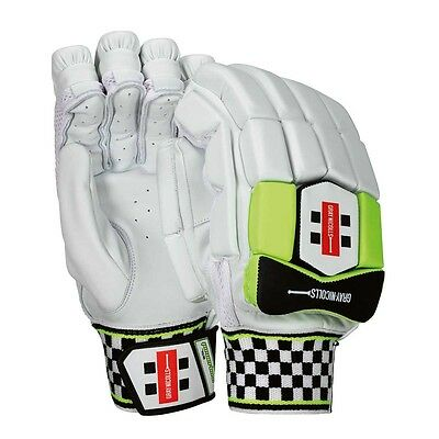 NEW Gray Nicolls Powerbow 750 Cricket Batting Gloves from Rebel Sport