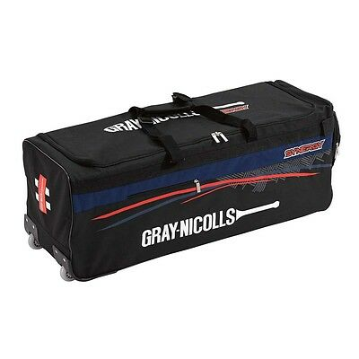 NEW Gray Nicolls Synergy Cricket Wheel Bag from Rebel Sport