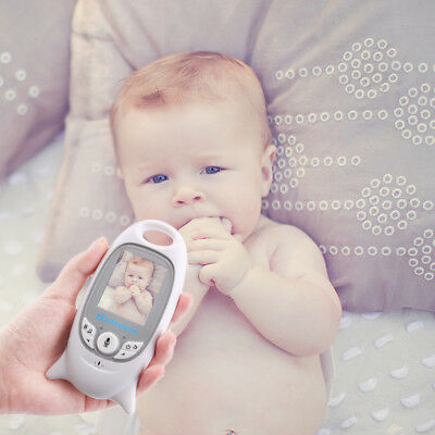 Drahtlos Video Audio Babyphone mit Kamera Video Monitor Nachtlicht Babyviewer
