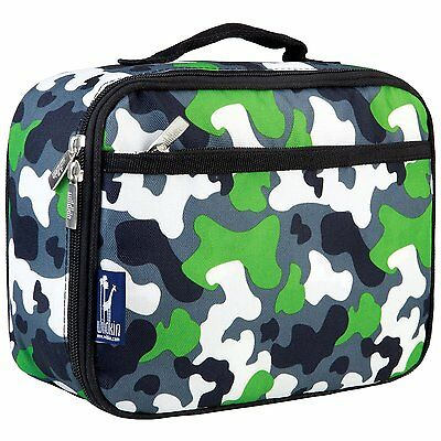 Wildkin Camo Lunch Box (Camouflage) WLK-33088