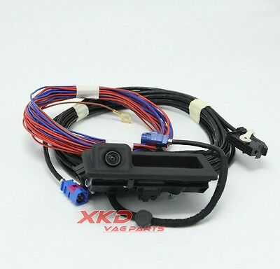 OEM Genuine Rearview Reverse Camera For VW Passat Jetta Touareg RCD510 RNS510