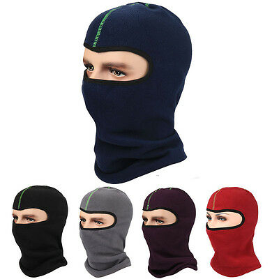 Motorcycle Windproof Balaclava Neck Winter Ski Full Face Hat Mask Cap Cover