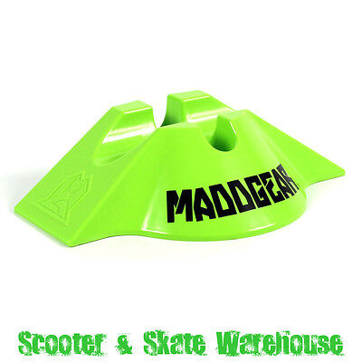 MADD GEAR MGP Scooter Stand Fluoro Green - FREE DELIVERY AUS WIDE