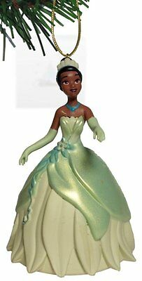 "Disney Princess & the Frog Tiana 3"" Figure Doll Toy Christmas Holiday Ornament"
