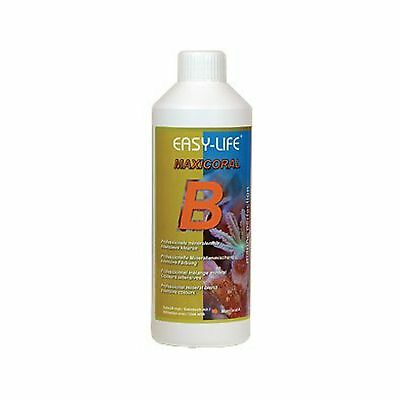 Easy Life Maxicoral B Supplemento Additivo Minerali Coralli Acquario Marino Reef