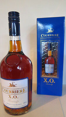 CourrierE X.O. Brandy Blue 700ml Product of France
