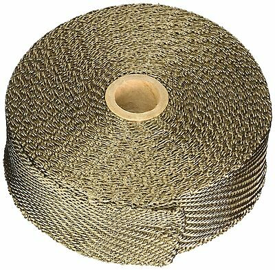 "Thermoshield Titanium 10M, 52mm  2"" Wide, Universal Exhaust Manifold Wrap"