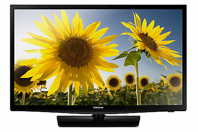 "Samsung UE19H4000 Black 19"" HD Ready LED TV with Built-in Freeview USB 2x HDMI"