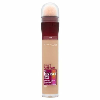Maybelline Instant Anti-Age The Eraser Eye Perfect & Cover Concealer Nude