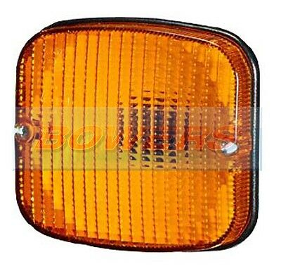 Sim 3132 Amber Orange Direction Indicator Light/lamp Replacement Spare Lens