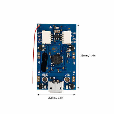 32 Bits Brushed Flight Control Board Micro Scisky 1S Naze 32 For Quadcopters