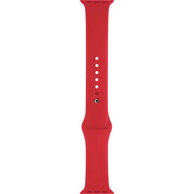 New Genuine Apple Watch Sport Band 42mm Red Stainless Steel Pin - MLDJ2ZM/A