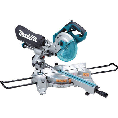 "18V 7-1/2"" Dual Slide Compound Cordless Miter Saw (Tool Only) Makita XSL01Z New"