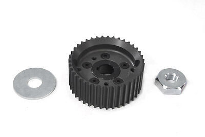 V-Twin 20-0555 - Primo Belt Drive Front Pulley 8mm