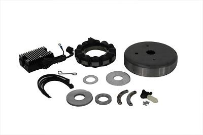 V-Twin 32-7500 - Alternator Charging System Kit 22 Amp