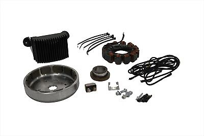 V-Twin 32-8944 - Alternator Charging System Kit 45 Amp