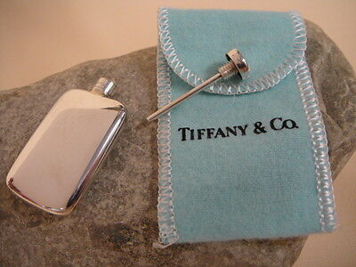TIFFANY & Co. Sterling Perfume Purse Flask