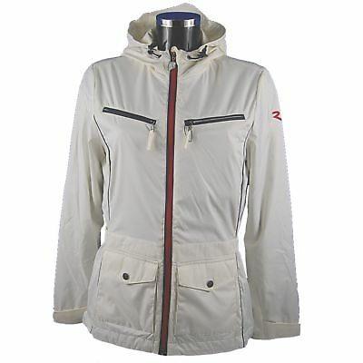CHERVO Golf Funktionsjacke Jacke WINDLOCK Mantea creme 112 Gr.36 neu