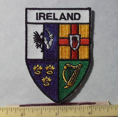PATCH ~ IRELAND ~ Coat of Arms