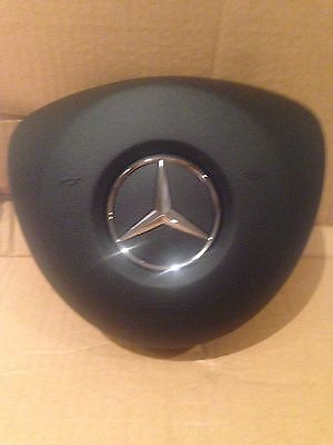 NEW Genuine Mercedes Benz 2015 W176 W246 W205 C218 C117 Steering Wheel Airbag