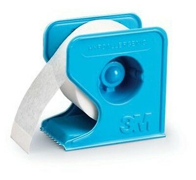 3M Micropore Medical Tape with Dispenser 12mm x 9.1m