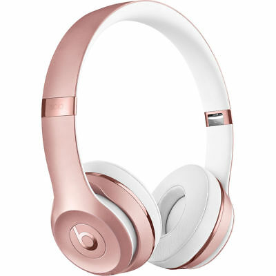 Neuf Beats By Dr. Dre Solo3 Casque Supra-Auriculaire Sans Fil Or Rose Gold