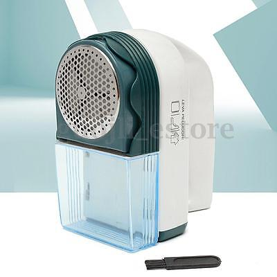 Portable Electric Clothes Lint Pill Fluff Remover Fabrics Fuzz Sweater Shaver