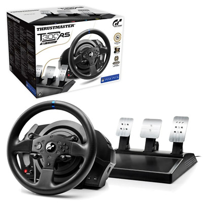 Thrustmaster T300 RS GT Edition Racing Wheel for PS3 & PS4 NEW