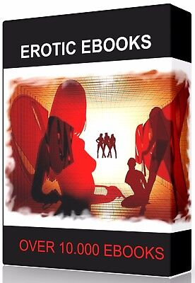 Erotic Fiction EBOOKS Collection 10,000+ TITLES epub mobi format