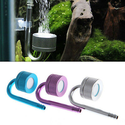 CO2 Atomizer System Diffuser Carbon Dioxide Reactor Aquarium Aquatic Water Plant