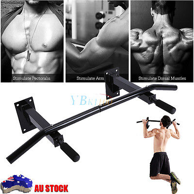 200kg Affordable Wall Mounted Stregth Training Chin Up Pull Up Bar Boxing stand