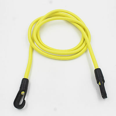 One Bungee Cord Replacement Hitch Exercise Tether for Swim Training Belt