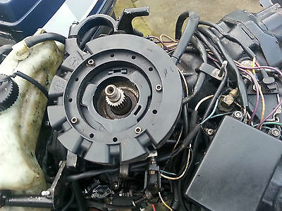 Mercury mariner V6 Stator and Trigger complete assembly 1988 220hp