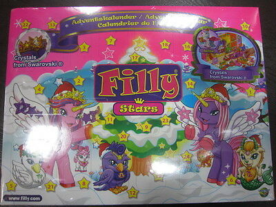 Adventskalender - Filly Stars - Neu