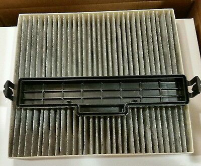 2009-2016 RAM 1500 2500 3500 charcoal cabin air filter kit Dodge w/instructions