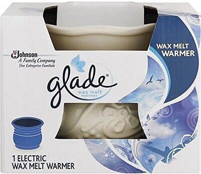 Glade Electric Wax Melts Burner Tart Warmer Aroma Scents 96 Hours of Fragrance