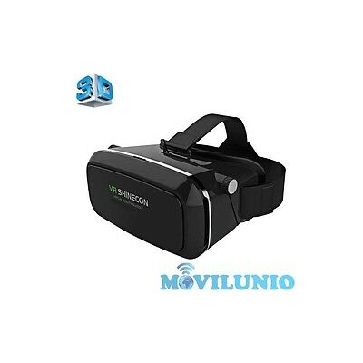 Gafas realidad virtual Shinecon 3D