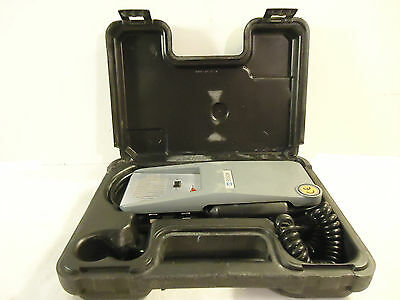 TIF 5550A Automatic Halogen Leak Detector in Case, Used.
