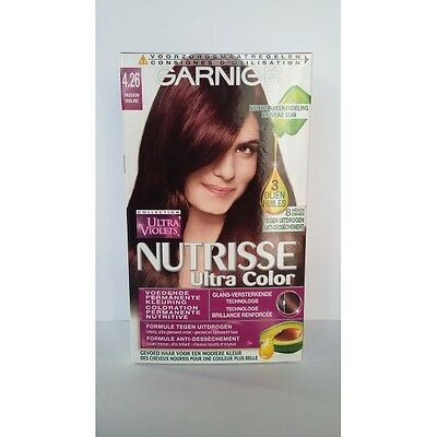 Garnier Coloration Permanente Nutrisse Ultra Color - 4.26 Passion Violine
