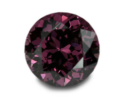 2.92 Carats Natural Mahenge Purple Garnet Loose Gemstone - Round