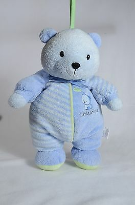 Carter's crib pull toy Little Prince baby blue plush plushy stuffed