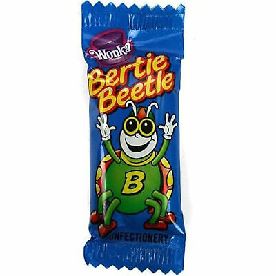 Bulk 100 x Bertie Beetle Chocolates Honey Comb Candy Buffet Party Favors Sweets