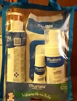 Mustela Newborn 5 piece Gift Set New Baby Shower Set ~ New