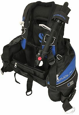 Scuba Pro Glide Plus Series Scuba Diving Buoyancy Compensation Device BCD_LRG