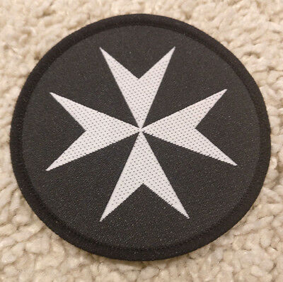 St John Ambulance Fabric Patch