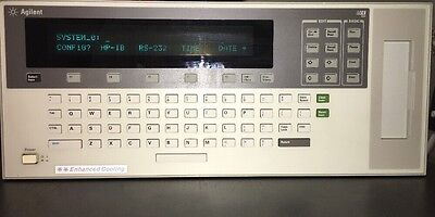 Agilent E1301B VXI 9 Card Bus